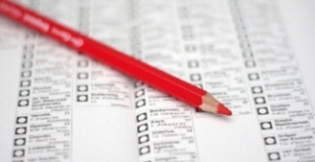 Kandidatenlijst VVD gemeenteraadsverkiezingen
