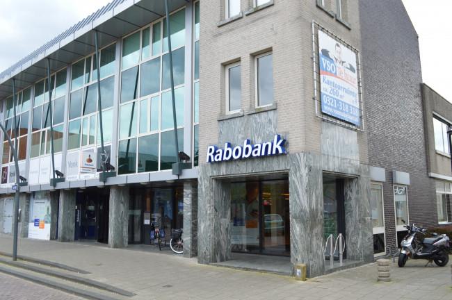 """Rabobank gaat verhuizen in Dronten: """"Kantoor aan De Rede is te groot geworden"""""""