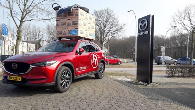 Freeroad Mazda kan verder groeien op nieuwe locatie