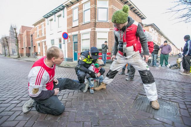 Impressie Oud en Nieuw Kampen