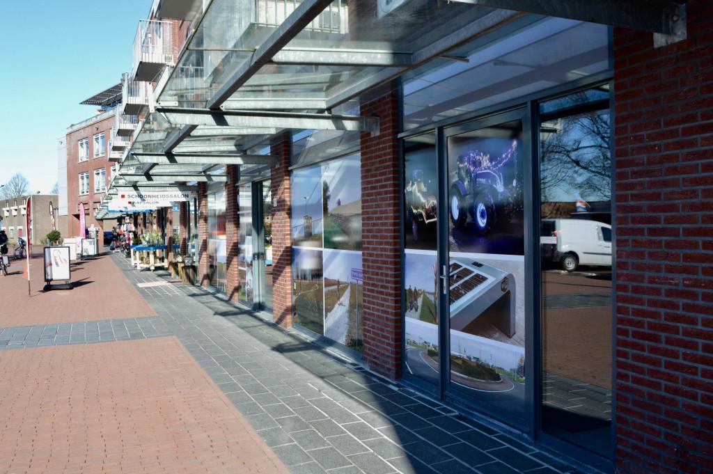 Winkelcentrum Swifterbant
