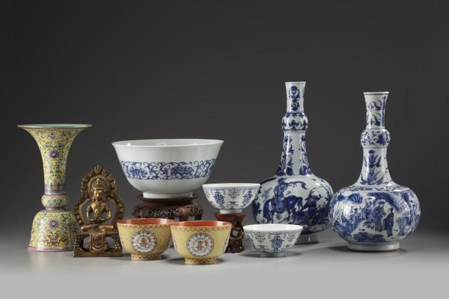 Taxatiedagen oriental art auctions
