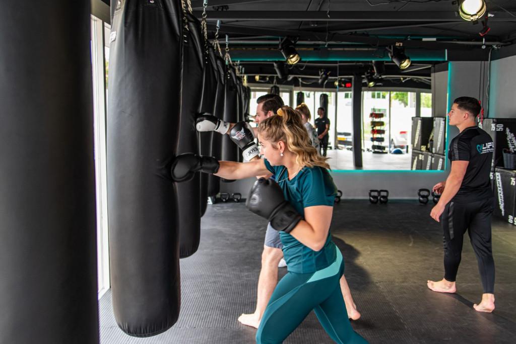 !! OPENING !! 4 Life kickboxing & personal training PLANETENVELD 31