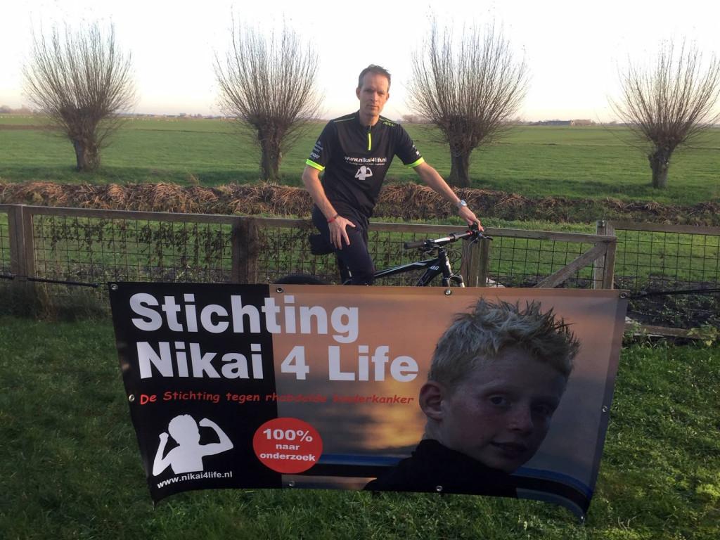 Nikai 4 Life gaat uitdaging aan op de Italiaanse alpenreus Passa dello Stelvio