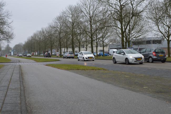 De Noord is de belangrijkste toegangsweg van Dronten.