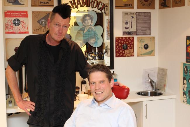 Feest bij de Barbier van Zwolle