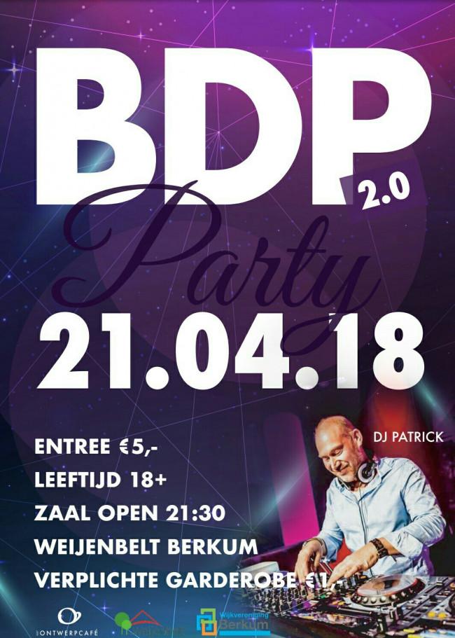 Berkum Dance Party 2.0
