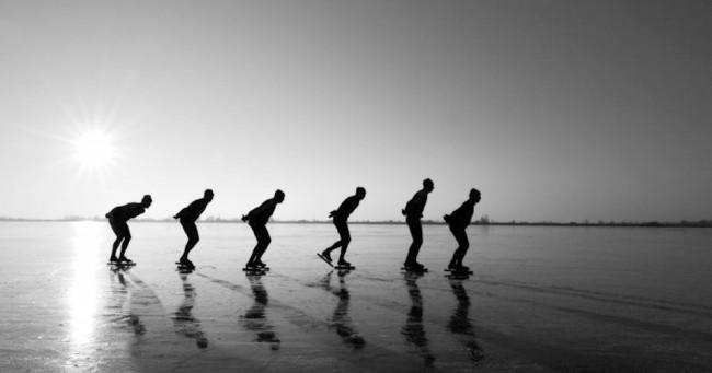 Expertisecentrum Voet en Beweging - Zooltjes in je schaatsen, zin of onzin?