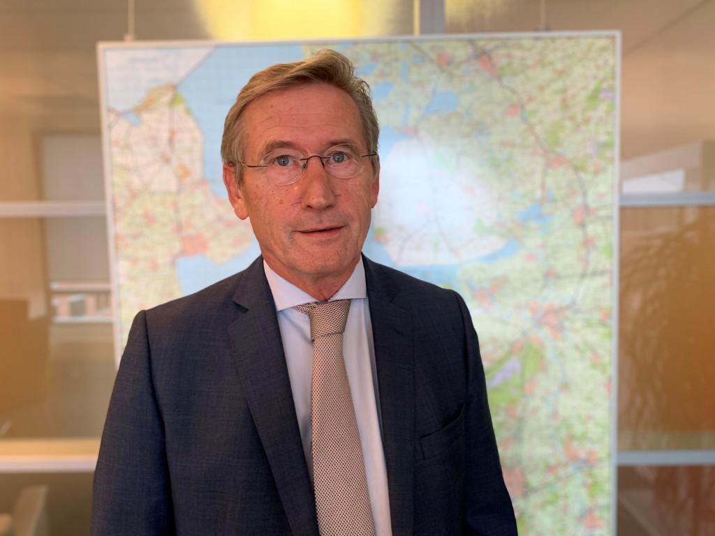 Voormalig eigenaar van kantoorpand De Morinel wordt burgemeester in Noordoostpolder