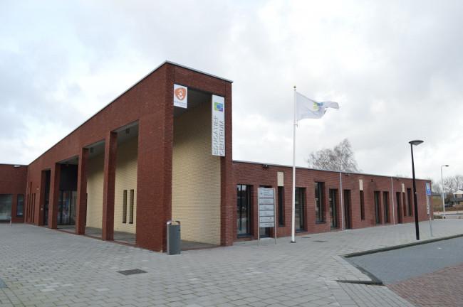 Studentenhuis in Dronten.