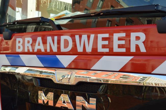 Aantal branden in gemeente Dronten met 25% afgenomen