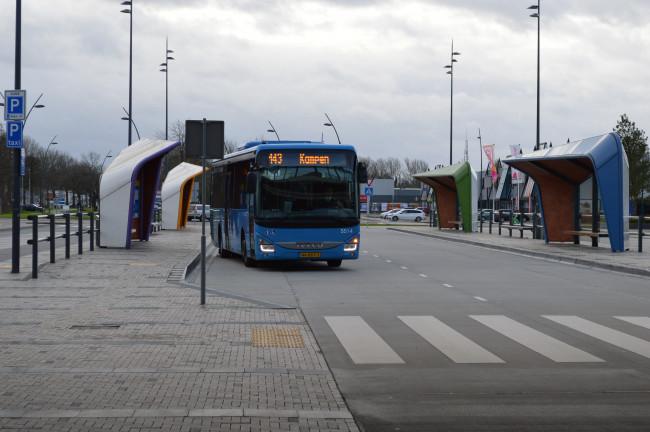Openbaar vervoer: '2 voor de prijs van 1'