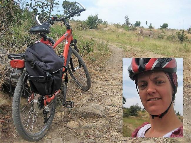 Jolanda Walhout gaat collecteren in Kampen en mountainbiken in Jordanië voor Open Doors