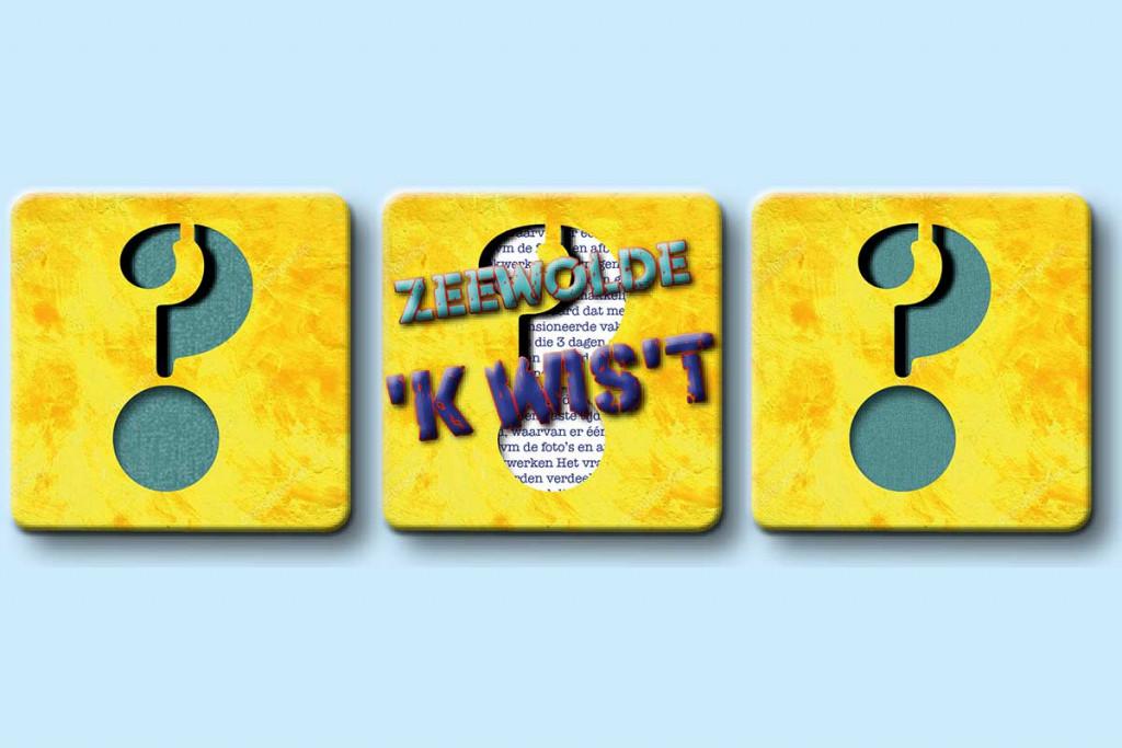 'K WIST'T extra puzzel 1