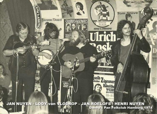 Country Ramblers blazen het stof van de fiddle, banjo en Martin