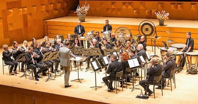Brassband David leukste brassband van Nederland!