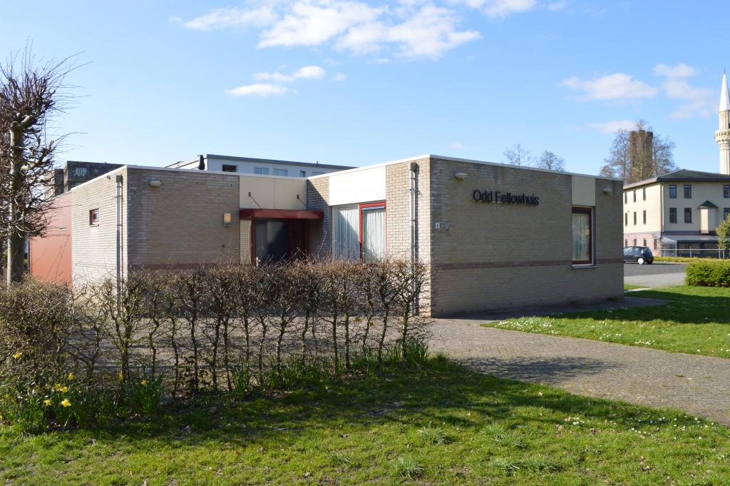Odd Fellowhuis aan De Ketting in Dronten.