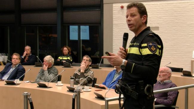 René Kamphorst geeft uitleg over het project Waaks.