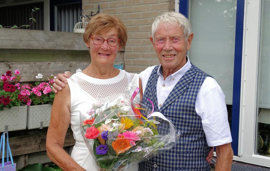 Echtpaar Bijleveld – de Haas 60 jaar getrouwd