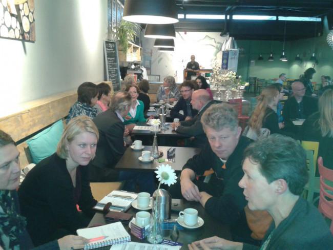 Bijeenkomst Open Coffee Zwolle op 8 maart: verdienen is leuk