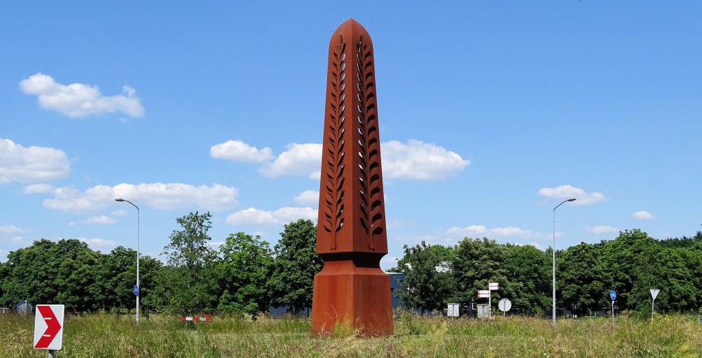 'De Obelisk', of wat je er ook in ziet