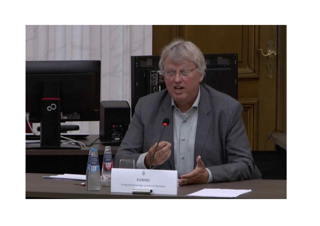 Provincieambtenaar spreekt in Den Haag niet namens (Leefbaar) Zeewolde