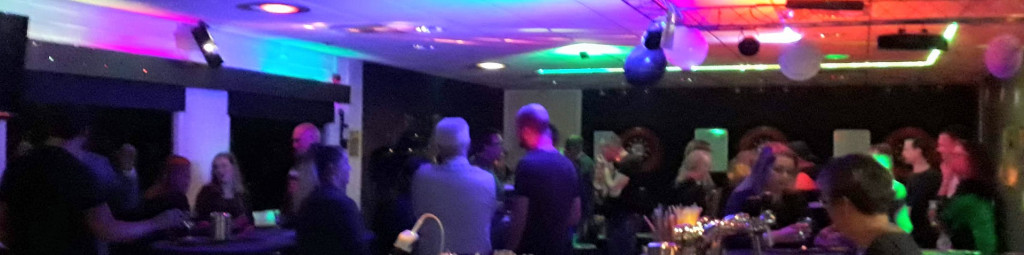DJ Arjan in Sportcafé de Reeve