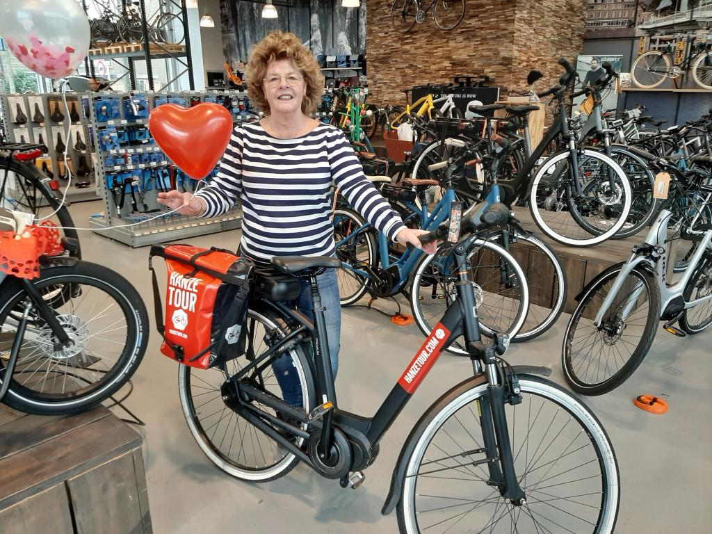 Van DijkBikes biedt duurzaam alternatief voor de auto:'Ga toch lekker fietsen!'