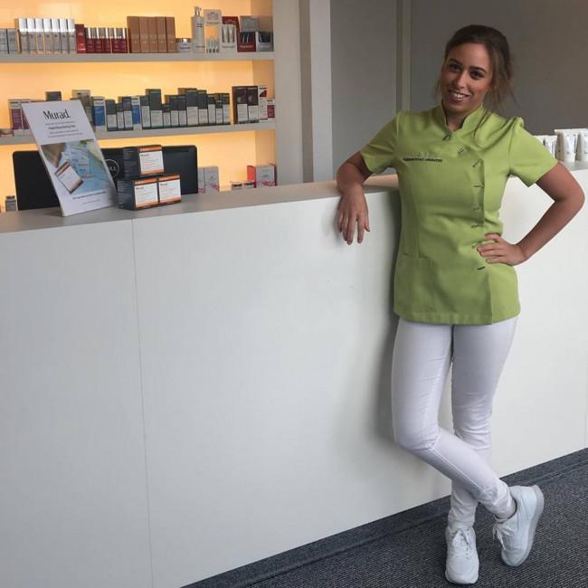 Cosmetisch Huidinstituut Dronten doet mee aan de actie ''Geef een glimlach cadeau''