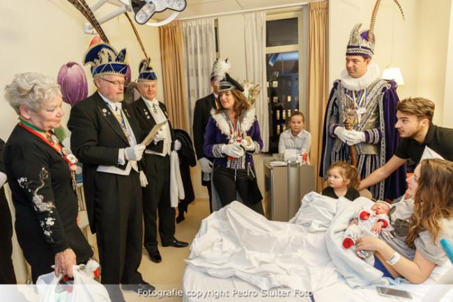 Prins Kortje I nieuwe Stadsprins van Zwolle