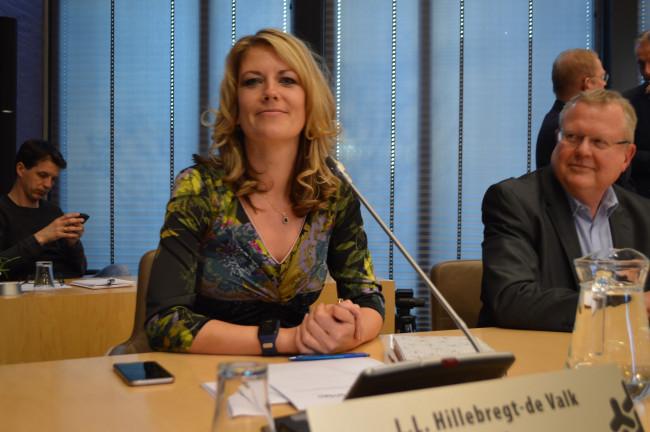 Lazise Hillebregt (D66)