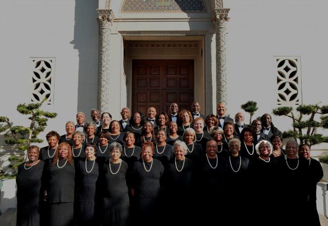The Los Angeles Episcopal Chorale Society voert met Arise Kampen Messiah van G.F. Händel uit