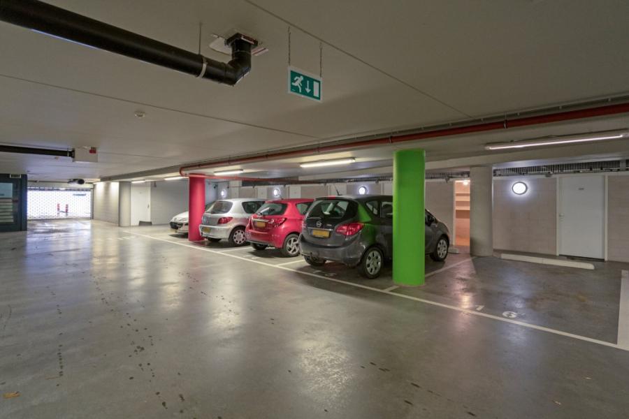 Parkeergarage Ravelijn krijgt parkeerschijfzone