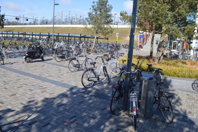 Minder fietsdiefstallen, meer autokraken in eerste half jaar