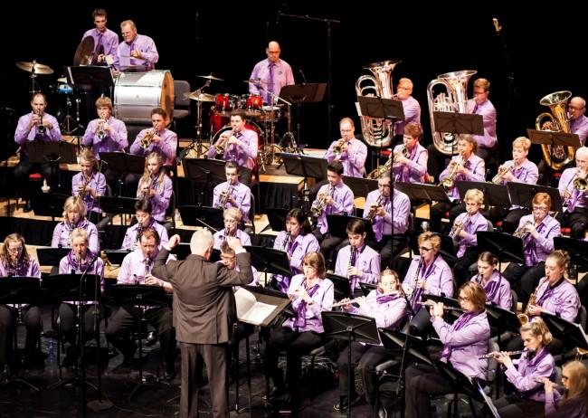 Voorjaarsconcert Harmonie Eendracht Dronten