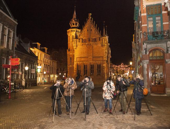 Workshop Nachtfotografie in Kampen