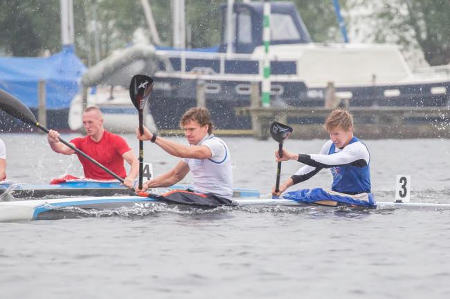 Veel Nederlandse kanotitels voor  Skonenvaarder bij Hanzeregatta