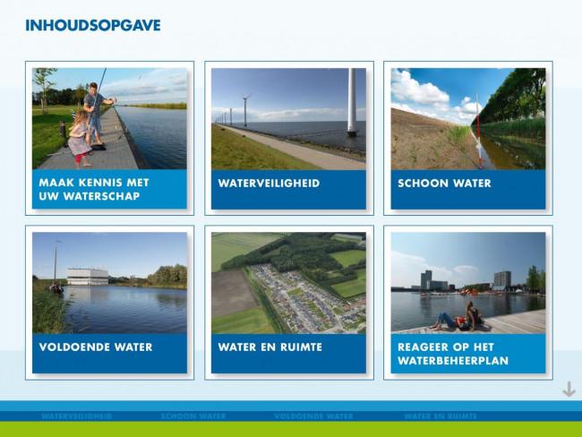 Zuiderzeeland ontwikkelt app over waterbeheer in Flevoland