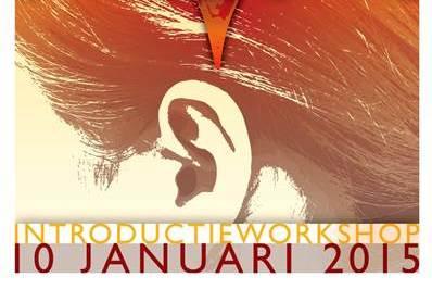 Workshop 'Luisteren naar je pen' in Biddinghuizen