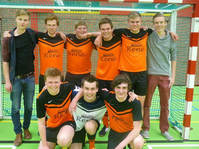 ASVD-zaalvoetbal maakt indeling competitie bekend