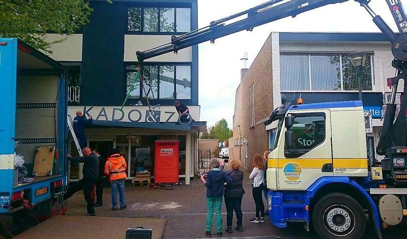 Kado Zo Naar De Nieuwsstraat Op 1 Mei Gaat Nieuwe Winkel