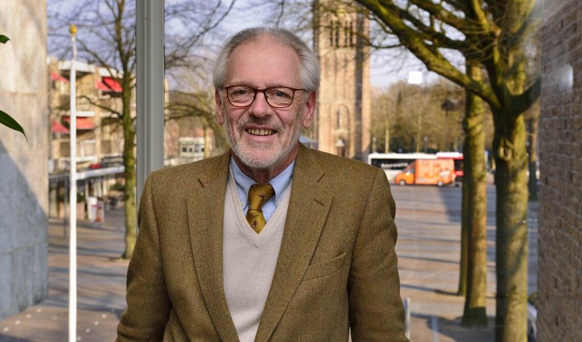 <p>Burgemeester Hans Gaillard</p>