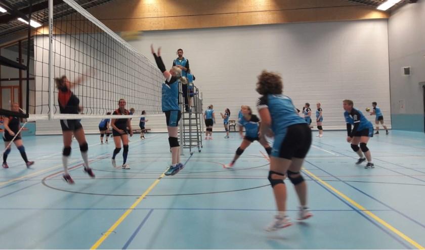 Foto van een eerder gespeelde wedstrijd (Archieffoto)   | Fotonummer: b471ed