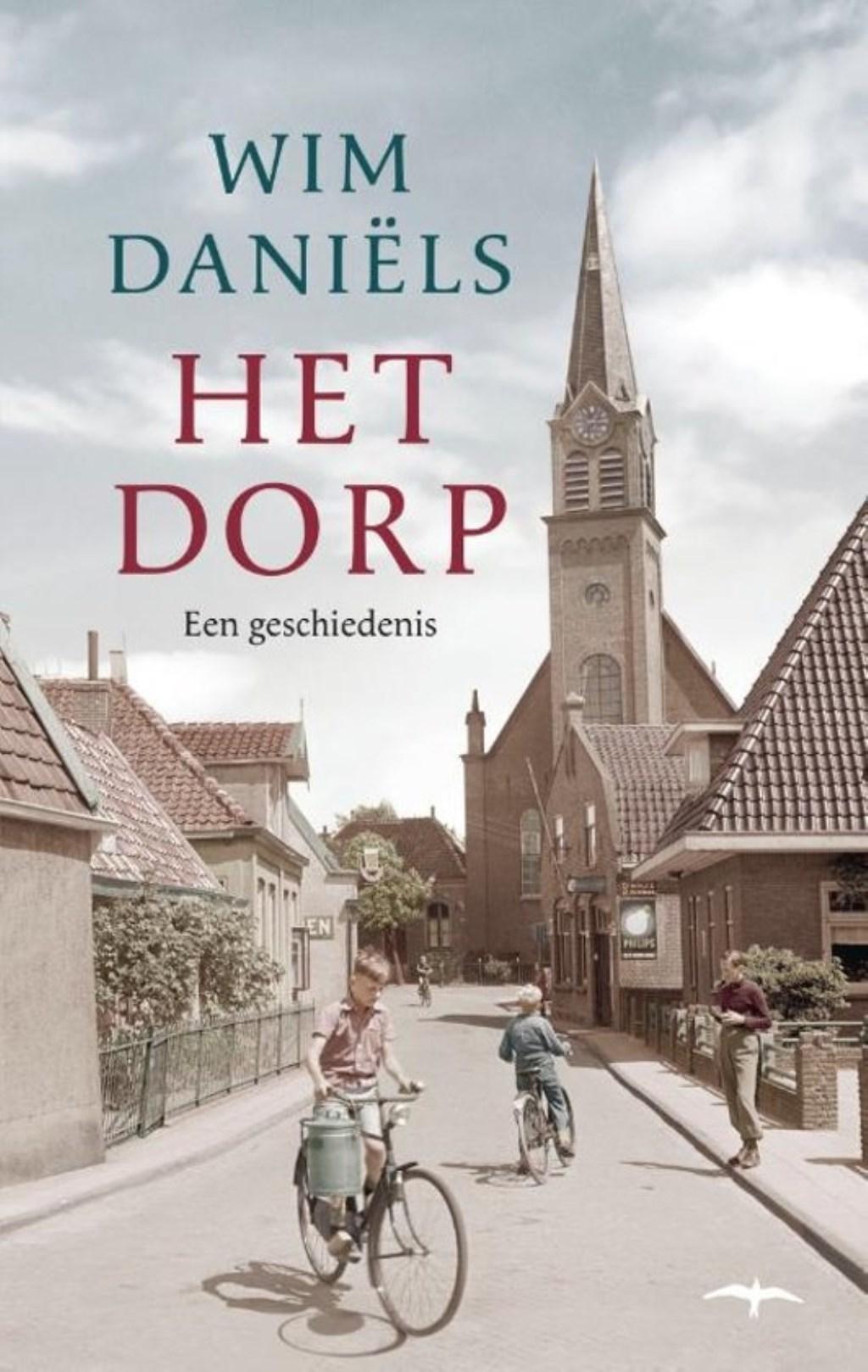 Cover Het Dorp van Wim Daniëls Foto: ©Wim Daniëls © DeMooiSonenBreugelKrant