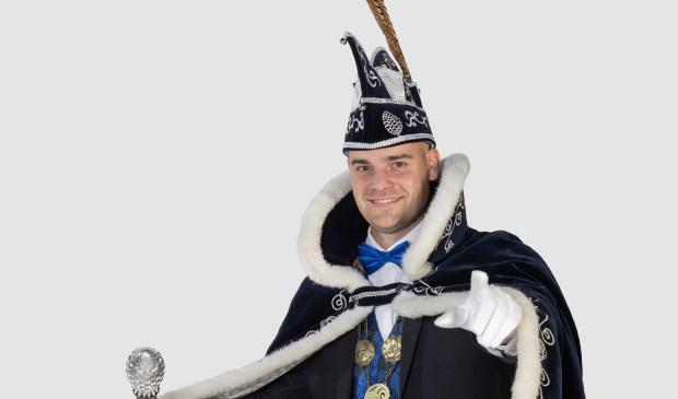 Prins van Krutjesgat 2020  Bas Coensen Foto: Krutjesrapers © DeMooiSonenBreugelKrant