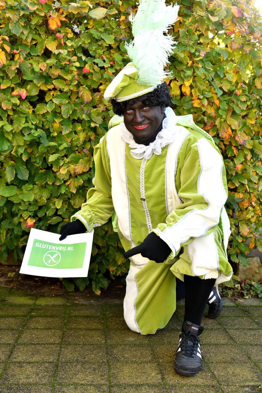 Glutenvrije-Piet Foto: Wil Feijen © DeMooiSonenBreugelKrant