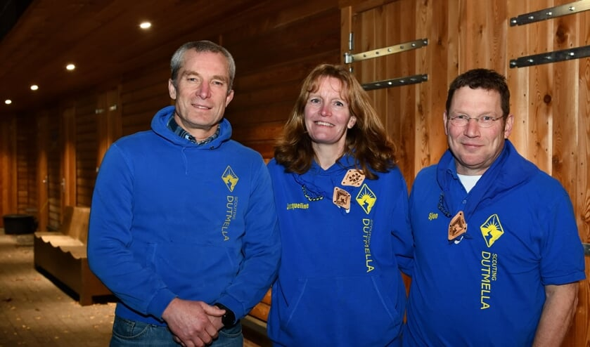 V.l.n.r.: Ronald Udo, Jacqueline Bos en Sjon van Kemenade   | Fotonummer: a649a7