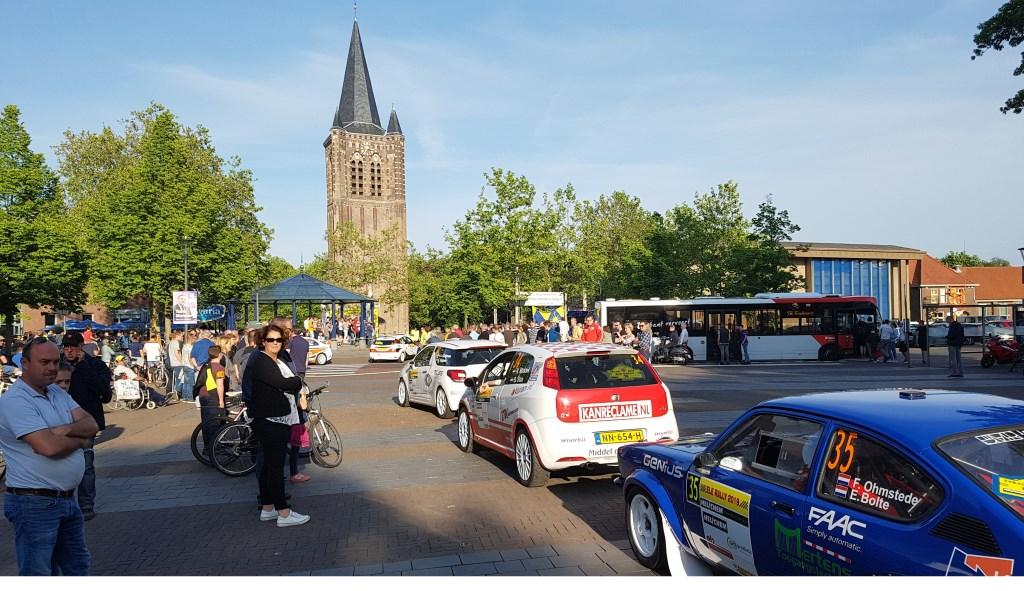 Sfeerbeelden van de ELE Rally in Son en Breugel Foto: Adrie Neervoort © DeMooiSonenBreugelKrant