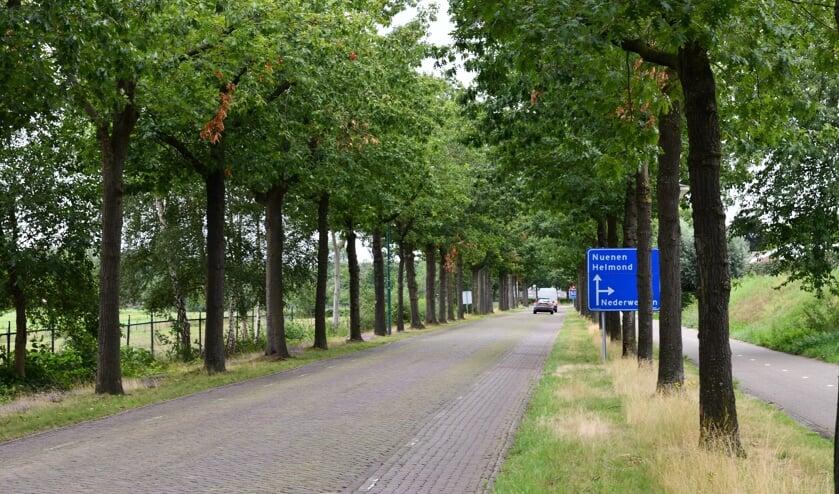 De verbindingsweg tussen Nuenen en Son en Breugel is vanaf 2 september gestremd   | Fotonummer: cc507c