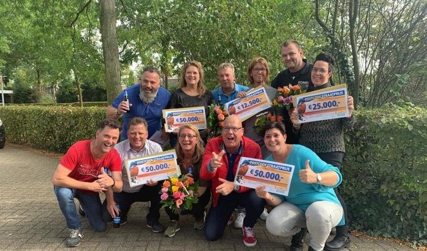 De winnaars van de postcodeloterij in De Wadden   | Fotonummer: 36b478